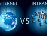 تفاوت اینترنت و اینترانت در چیست ؟